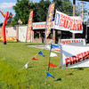 Don Knight | The Herald Bulletin<br /> North End Fireworks is located on Broadway in Anderson. If you want to shoot off fireworks yourself local fire officials recommend you buy them from a licensed dealer and follow some basic safety rules.