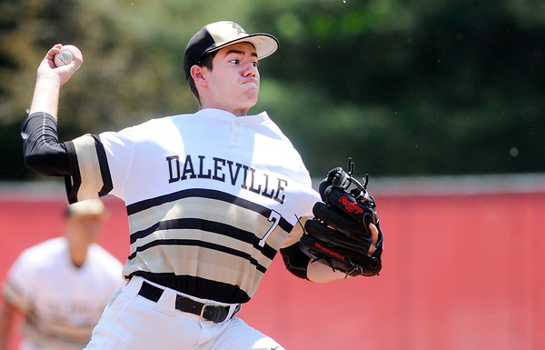 Don Knight   The Herald Bulletin<br /> Daleville beat Blackhawk Christian in the semistate at Plymouth on Saturday.