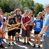 Stu Hirsch | The Herald Bulletin<br /> Lapel's new band director Andrew Steck