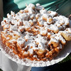 John P. Cleary | The Herald Bulletin<br /> Madison County 4-H Fair fried foods include funnel Cakes that are smothered with powered sugar.