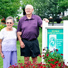 John P. Cleary | The Herald Bulletin<br /> Marilyn and Jim Crosley, of Pendleton, have been named as torch bearers in Madison County for the state's 200th birthday torch relay.