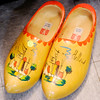 Don Knight | The Herald Bulletin<br /> A pair of wooden clogs are for sale at the North Anderson Flea Market in their new location at 3 Jackson Street.
