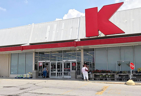 Christopher Stephens | The Herald Bulletin<br /> The Kmart on Broadway in Anderson is closing.