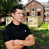 John P. Cleary |  The Herald Bulletin<br /> Triton Investment owner Cory Mendez saw the potential of a good investment by purchasing and rehabilitating the Delaware Court Apartments.