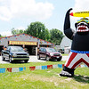 Don Knight | The Herald Bulletin<br /> Richie's Firworks is on Ind. 67 in Chesterfield. Owner Richie Detling thinks fireworks are a great way to family together and celebrate the Fourth of July.