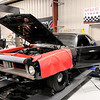 Don Knight | The Herald Bulletin<br /> A car sits in the the Mustang Dynamometer at American Classics Restoration. The dyno allows the shop to tune cars for optimal performance.