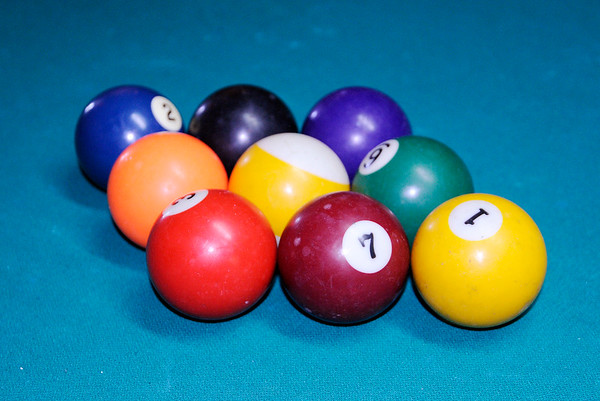 Don Knight | The Herald Bulletin<br /> Cole Peavler, 14, is going to New Orleans next week for the National 9-Ball Championships.