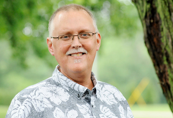 Don Knight   The Herald Bulletin<br /> Former Alexandria Council President Jeff Bryan stepped down as he battles  salivary gland cancer. Bryan has turned to his faith, his church family and his community for strength.