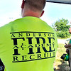 John P. Cleary | The Herald Bulletin<br /> New Anderson Fire Department recruits undergoing training.