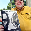 John P. Cleary | The Herald Bulletin<br /> Dan Taylor has written a biography on Thomas Lincoln, Abe Lincoln's father, which is being released July 26th.