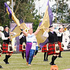"Don Knight | The Herald Bulletin<br /> The Marching Highlanders came in second with their show ""Sir Elton"" as they hosted the Tartan Tournament of Bands at Highland Middle School on Saturday."