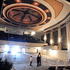 John P. Cleary |  The Herald Bulletin    THB file photo<br /> The interior of the State Theatre with all the seats removed in July 2017.
