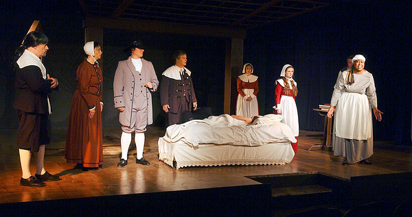 Mainstage Theatre presents THE CRUCIBLE.