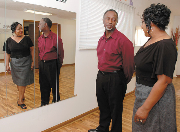 photos by Stu<br /> Lonzo and Christine P. Brown have opened CMC Performing Arts Academy in Anderson.