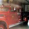 "With the Anderson Fire Department's station 3 closed and the rescue truck moved out ""Ol Babe"", the department's antique fire truck occupied the equipment bay."
