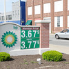 Regular gas was selling for $3.77 at the Ricker's on 8th Street on Wednesday. Gas prices are expected to be lower this summer.
