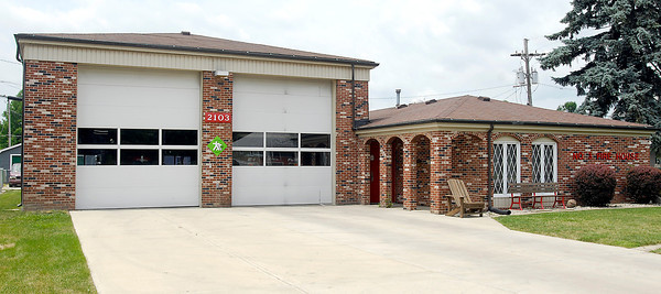 The Anderson Fire Department #3 fire station at 2103 Columbus Ave. was closed over the weekend.