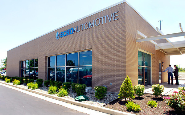Echo Automotive is a automotive battery and electric vehicle technology developer that now occupies Bright Automotive's old space at Flagship.