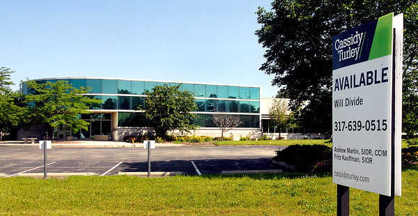 The former headquarters for REMY at 2902 Enterprise Dr. in the Flagship was auctioned off at a Sheriff's sale Friday.