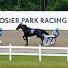 Tuesday night standardbred racing at Hoosier Park Racing & Casino.