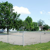 Don Knight | The Herald Bulletin<br /> Alexandria's new dog park, located at Minnesota and Monroe streets, spurred the city council to revise the city's animal ordinance.
