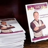 """Don Knight   The Herald Bulletin<br /> An invitation to be the lead speaker at the Confectioners International spurred local businessman Randy Good to write a book """"Confessions of a Business Addict."""""""