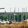 John P. Cleary   The Herald Bulletin<br /> The new Anderson Ivy Tech Community College building on East 60th Street is starting to take shape as workers have started hanging steel this week.