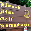 John P. Cleary | The Herald Bulletin<br /> Elwood's disc golf course is on South P Street.