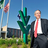 John P. Cleary | The Herald Bulletin<br /> Tom Snyder reflects on his tenure as president of Ivy Tech Community College as he retires from the position at the end of month.