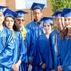 Stu Hirsch | The Herald Bulletin<br /> St. Mary's graduation on Wednesday.