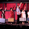"John P. Cleary | The Herald Bulletin<br /> Sweet Sue and her band arrive in Miami for their next booking in the Mainstage production of ""Suger."""