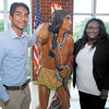 Stu Hirsch | The Herald Bulletin<br /> Jason Kabir and Desia-Mone Ashley are both graduating from Anderson High School on Sunday.