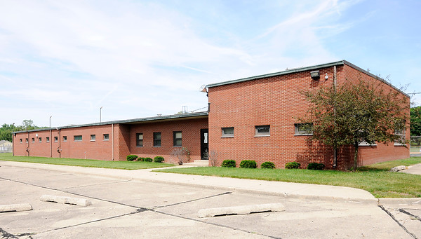 Don Knight | The Herald Bulletin<br /> The Anderson Township Trustee will be moving into the former U.S. Army Reserve building on Madison Avenue.