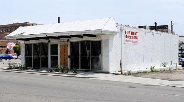 Don Knight | The Herald Bulletin<br /> The city has chosen the northeast corner of 13th and Jackson as the location for a new bus terminal.