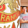 John P. Cleary |  The Herald Bulletin<br /> Levi Cain is co-valedictorian of the class of 2017 at Frankton Jr-Sr High School.