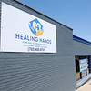 Don Knight | The Herald Bulletin<br /> Healing Hands purchased the former Social Security Administration office at 216 E. 9th St. and is bringing 200 jobs to Anderson.