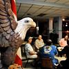 John P. Cleary | The Herald Bulletin <br /> The Fraternal Order of Eagles Lodge 174, located in downtown Anderson, was the first FOE lodge in the state of Indiana, but now faces an uncertain future.