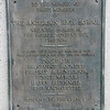 Don Knight | The Herald Bulletin<br /> The names of Anderson High School graduates who died in World War I are on a monument that is located next to the Wigwam.