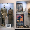 John P. Cleary | The Herald Bulletin <br /> Several uniforms from the period in Madison County Historical Society's World War I exhibit.