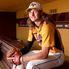 Don Knight | The Herald Bulletin<br /> Baseball players of the year, Alexandria's Trey Stokes and Brennan Moorehead.