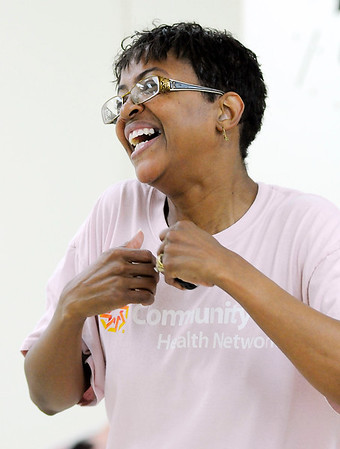 Don Knight | The Herald Bulletin<br /> Janita Coyle realized her childhood dream opening Keep It Movin' Adademy of Dance in Anderson.