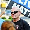 A pro-police demonstration was held in front of the Anderson Police Department by Citizens Supporting Police where about 50 people took park in the rally. John Skinner was one of the organizers for the rally Monday evening.