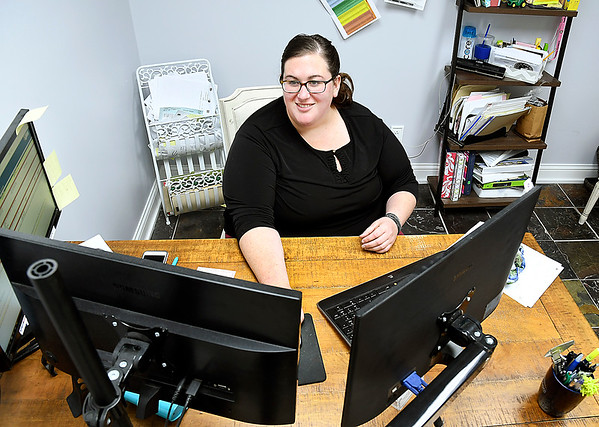 Molly Cooper, of Cooper Insurance in Lapel, is participating in the Madison County Chamber Adaptive Reopening Series.