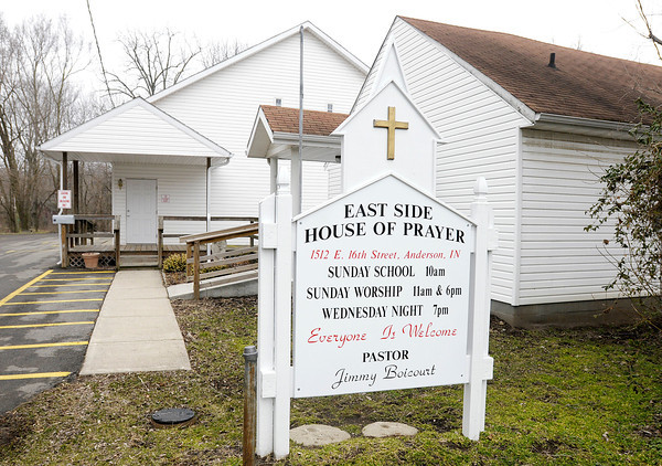 The East Side House of Prayer in the Irondale neighborhood would be displaced if the proposed Mounds Lake Reservoir is built.