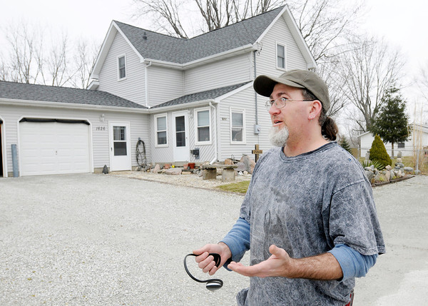 Brent Hager just paid off the home he spent 20 years restoring in the Irondale neighborhood. Hager is upset at the prospect of losing his home and wishes the reservoir project, if it happens, would move farther east leaving the Irondale neighborhood intact.