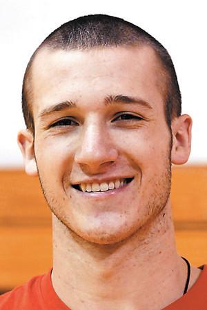 Liberty Christian boys basketball player Austin Castor.