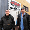 Malone's Southside Tire, Brake & Auto Center at 2224 Meridian Street with Allan Williams and Terry Malone Jr.