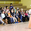 Don Knight | The Herald Bulletin<br /> Ellen Lane from Freetown Village teaches fourth and fifth graders from Edgewood Elementary about Madame C.J. Walker on Thursday.