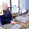 Don Knight | The Herald Bulletin<br /> Beverly Pierce has been volunteering with the Park Place Church of God pantry for 30 years.