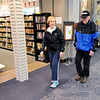 Don Knight | The Herald Bulletin<br /> Louann Campbell and Bob Taylor walk for exercise at the Mounds Mall on Thursday. The mall will be closing April 1st but the Mounds 10 Theatre and Dr. Tavel will remain open.